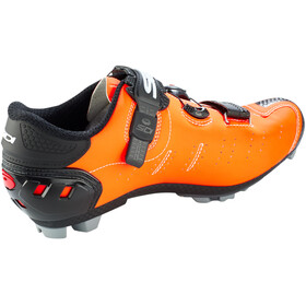 Sidi MTB Dragon 5 SRS Chaussures Homme, matt orange/black